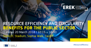 EREK and WRAP Cymru event - 20th March 18