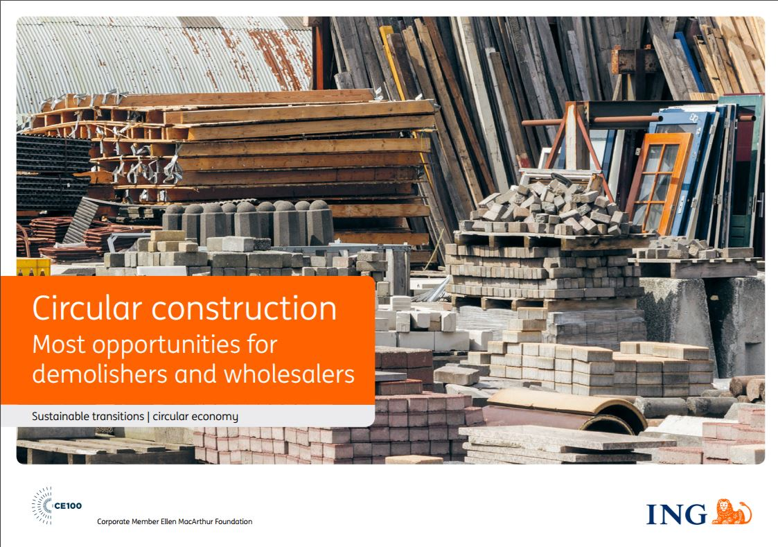Opportunities for demolishers and wholesalers