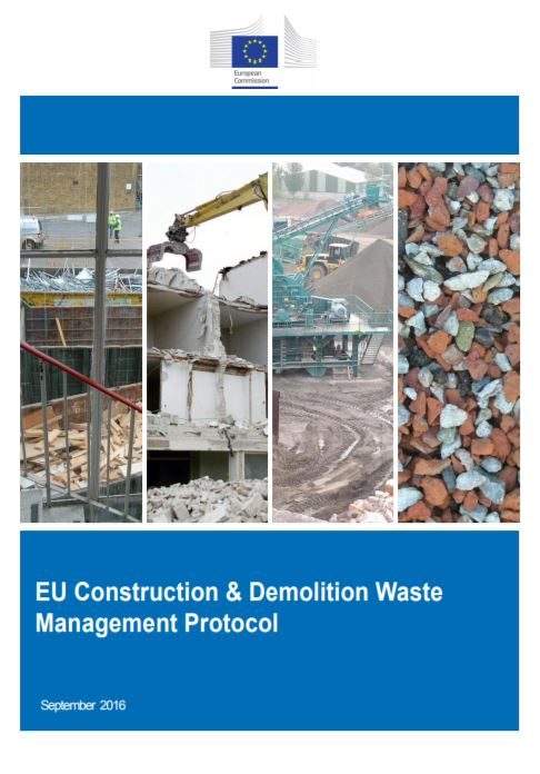 EU Construction & Demolition Waste protocol