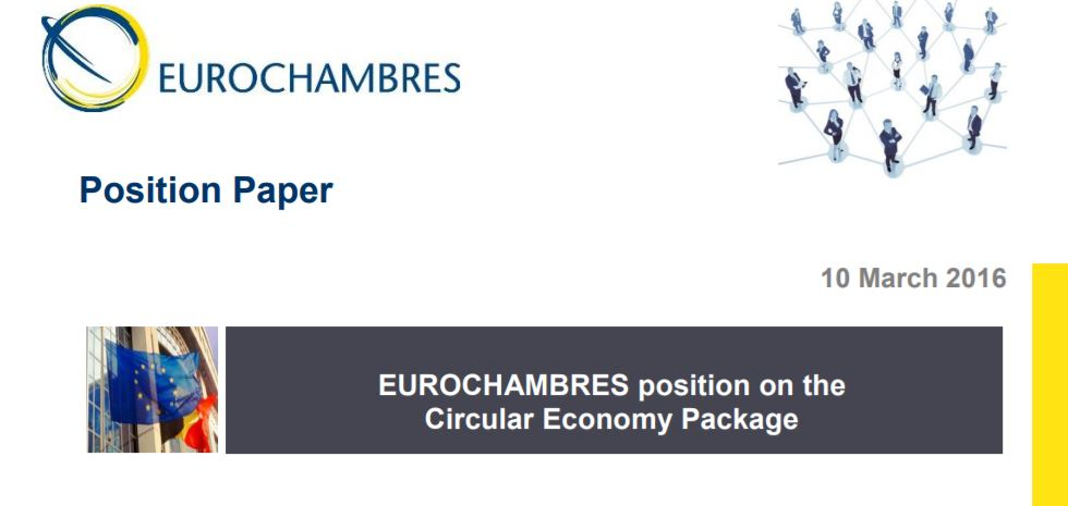 EUROCHAMBRES position on the Circular Economy Package