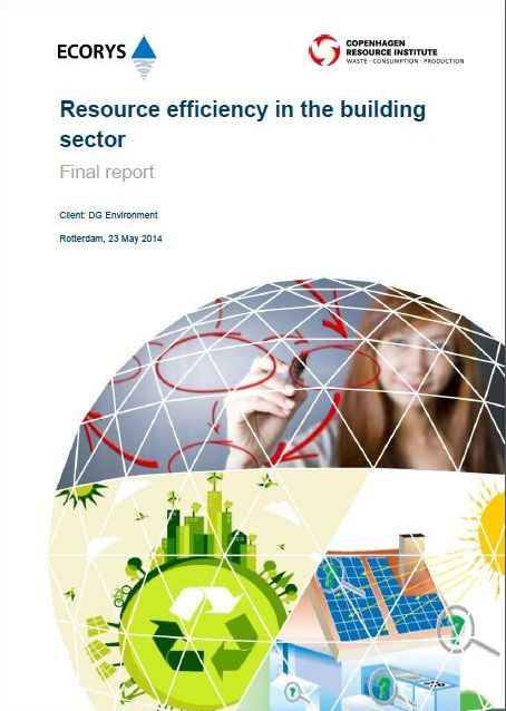 Resource efficiency in the building sector