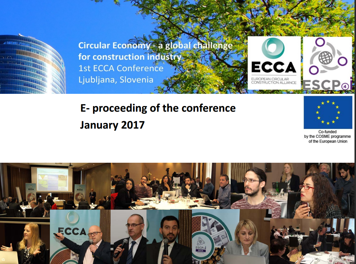 ECCA conference proceedings