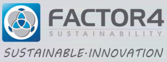 FACTOR4Sustainability (Emerge Proposals-Lda)